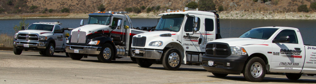 Roadway Towing Services